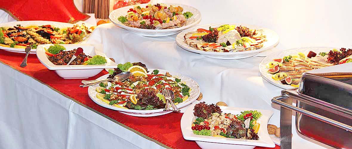 gemüseplatte für buffet