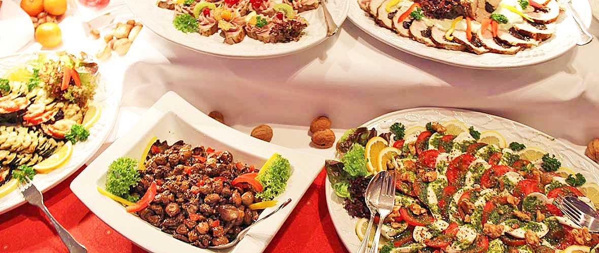 Tiffany`s Catering: Partyservice, Veranstaltungsservice und Business Catering in Hamburg.